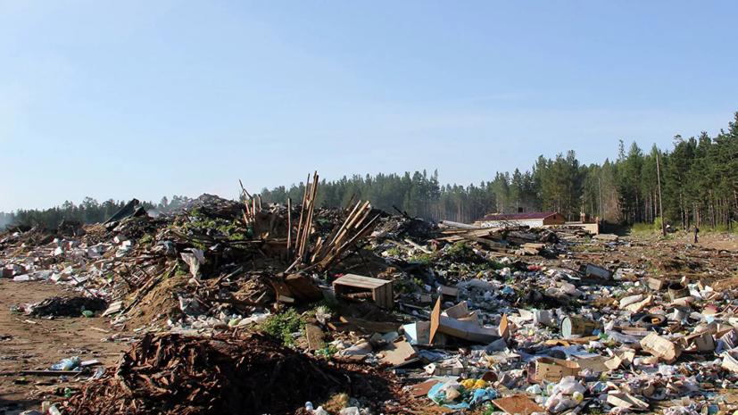 В Томской области суд обязал чиновников ликвидировать шесть свалок в лесах