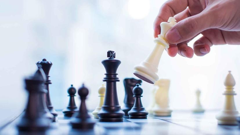 Сборная России по шахматам вышла в полуфинал онлайн-олимпиады