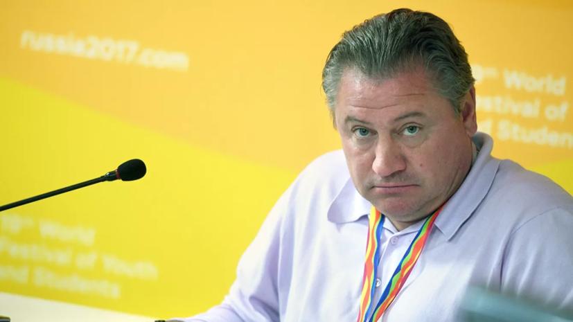 Экс-футболист сборной России Канчельскис сообщил, что заболел коронавирусом