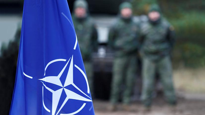 В НАТО отрицают связь учений в Прибалтике с ситуацией в Белоруссии
