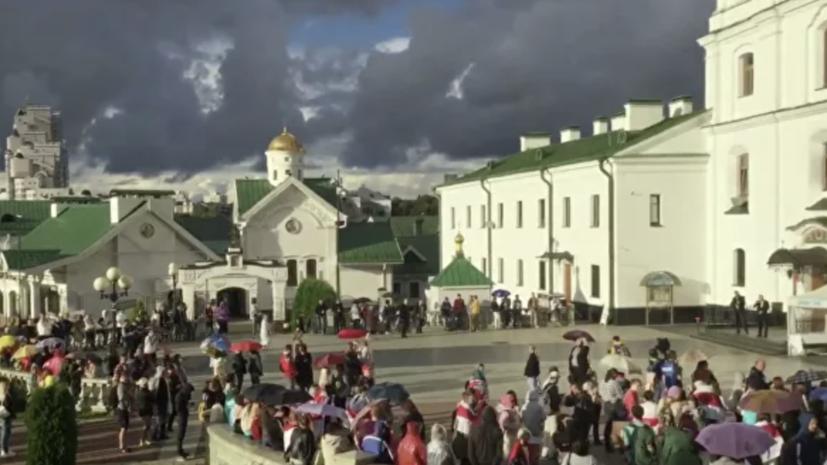 Оппозиция Белоруссии заявила о задержании члена КС в Минске