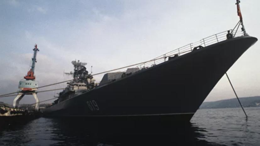 Корветы ТОФ провели стрельбу по целям на побережье Чукотского моря