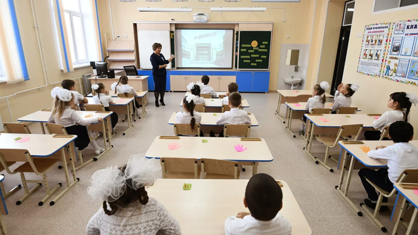 Путин заявил о начале нового учебного года с 1 сентября