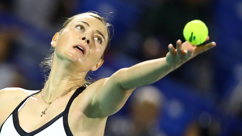 Метревели назвал главную проблему женского тенниса в России
