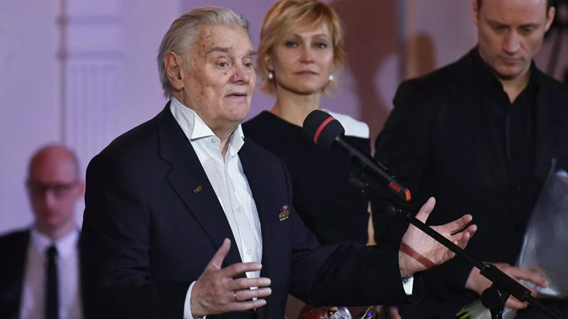 Марина Дюжева прокомментировала сообщение о смерти Владимира Андреева