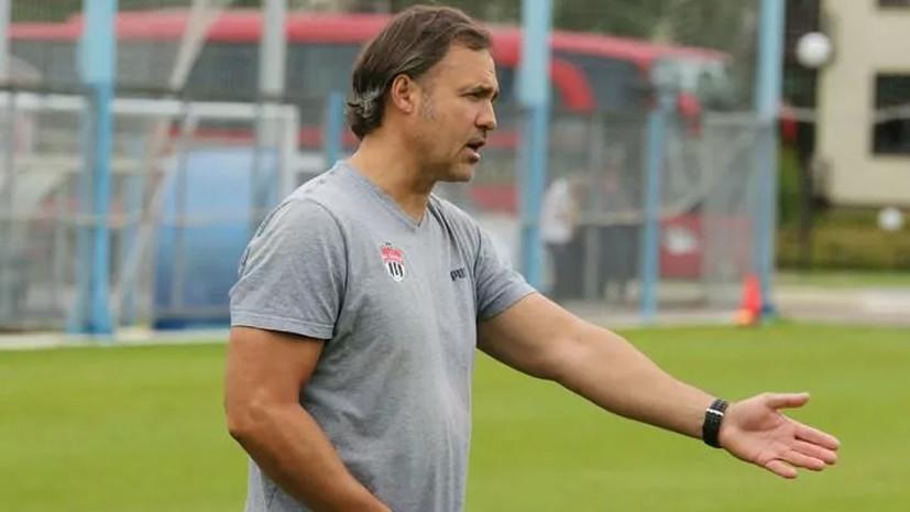 Юран: в ближайшее время Соболев появится в сборной