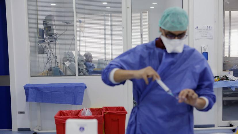 Число случаев коронавируса в Марокко достигло 60 056