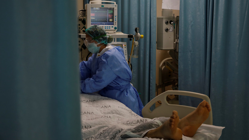 В Турции за сутки умерли 42 человека с коронавирусом