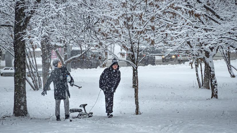 Климатолог спрогнозировала суровую зиму в России