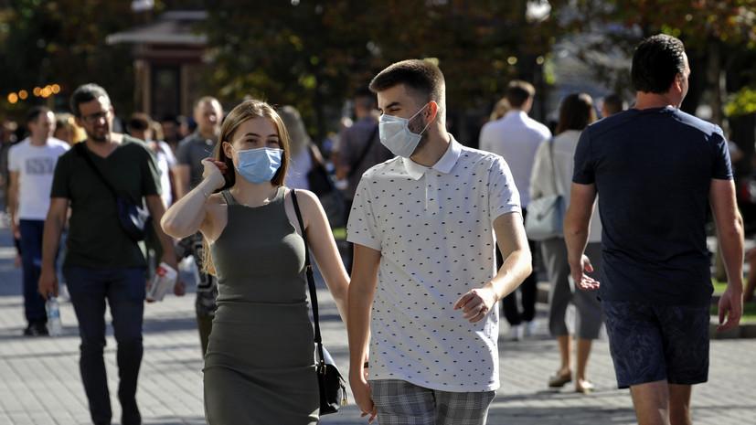 На Украине за сутки выявлен 2141 случай коронавируса
