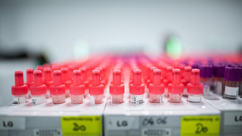 В России за сутки выявлено 4993 новых случая коронавируса