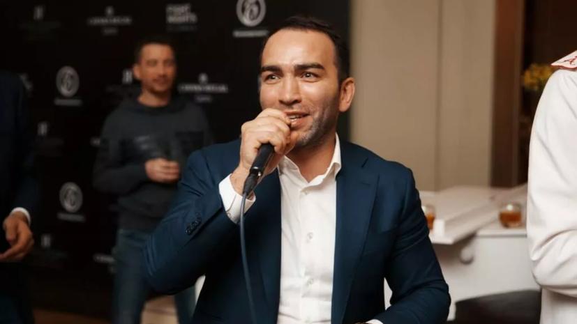 Гаджиев готов организовать бой арбитра Федотова с футболистом Широковым