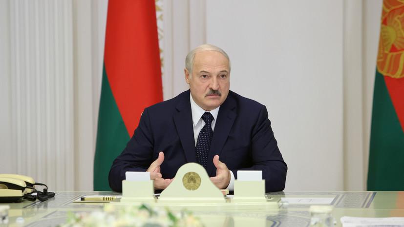 Лукашенко запретили въезд в Латвию