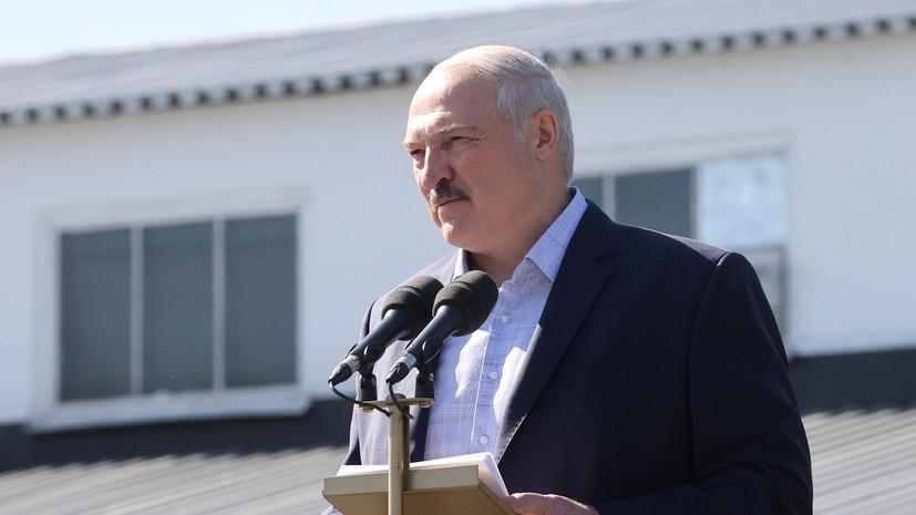 Литва и Эстония вслед за Латвией запретили въезд Лукашенко