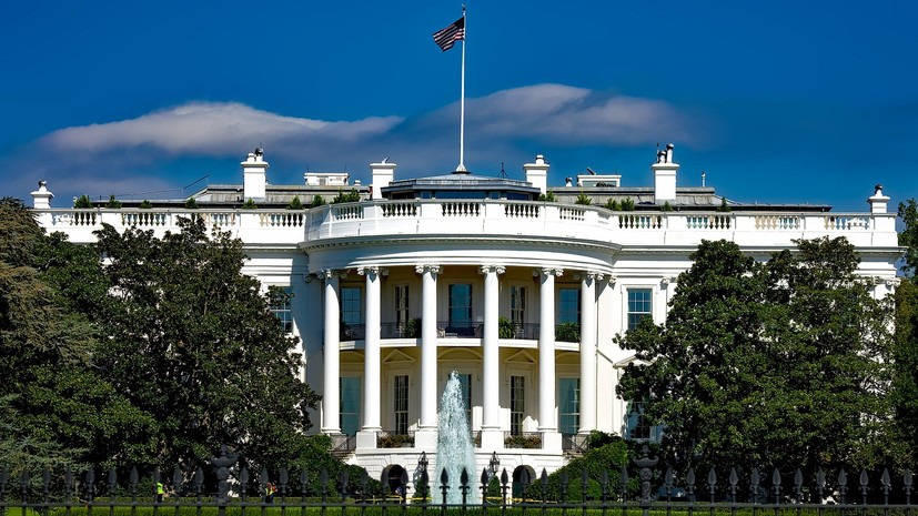 В Белом доме прокомментировали ситуацию в Белоруссии