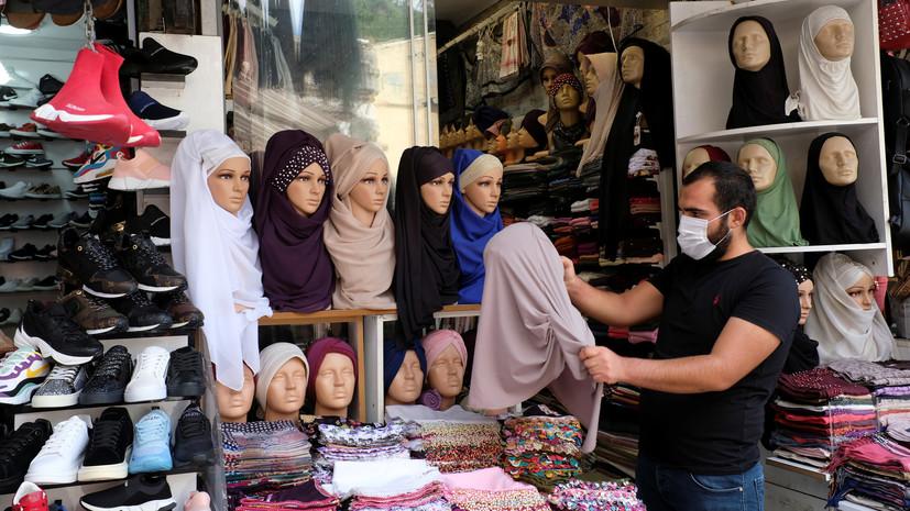 За сутки в Турции выявили 1587 новых случаев коронавируса