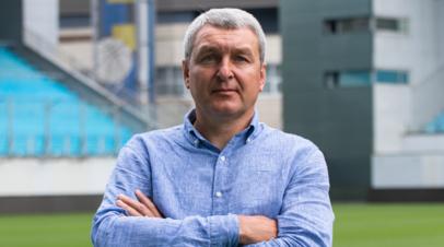 «Химки» во второй раз объявили о назначении Егорова спортивным директором