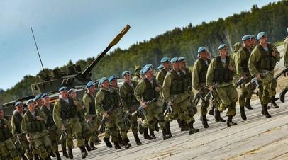 «Сила быстрого реагирования»: на что способны Воздушно-десантные войска России