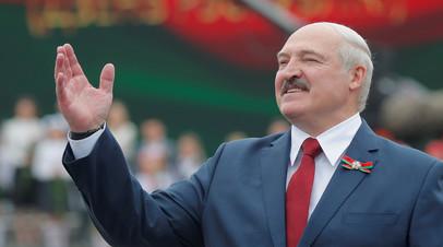 В Минске назвали дату обращения Лукашенко с посланием к народу