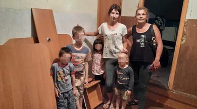 В Оренбурге оговорившей себя многодетной матери выдадут квартиру до конца лета