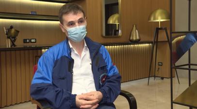 «У этой катастрофы своя специфика»: врач — о лечении пострадавших в Бейруте, характере травм и помощи Россотрудничества