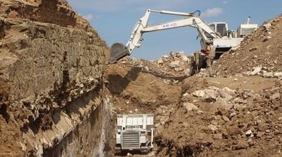 Спасатели обезвредили почти 1,4 тысячи взрывоопасных предметов в крепости Керчь за месяц