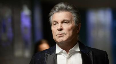 Лещенко назвал Легкоступову яркой певицей эстрадного жанра
