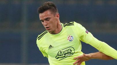Новиков подтвердил, что хорватский футболист Моро перейдёт в «Динамо»