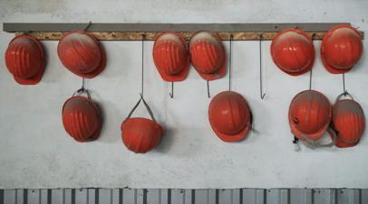 На месте обрушения галереи шахты в Коми завершили разбор завалов