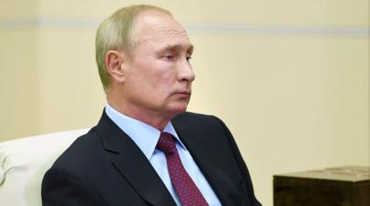 Путин дал поручения о вступлении в Международную организацию по миграции