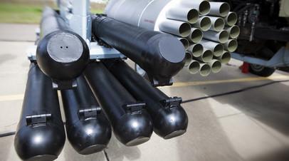 Управляемая противотанковая ракета «Вихрь-1»
