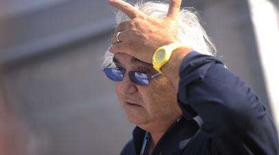 Менеджер чемпиона «Формулы-1» Алонсо госпитализирован в тяжёлом состоянии