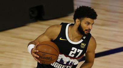«Денвер» сократил отставание в серии плей-офф НБА с «Ютой», Мюррей набрал 42 очка