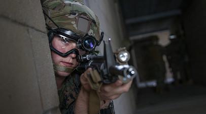 «Выполняли роль спецназа»: зачем США планируют реорганизовать Корпус морской пехоты