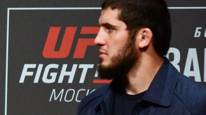 UFC подтвердил, что Махачев сразится с Дос Аньосом