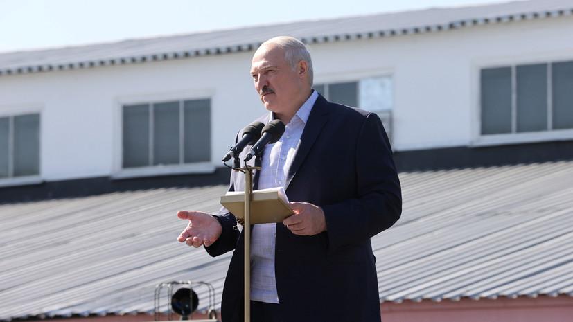 Лукашенко назвал последствия прихода альтернативных сил к власти