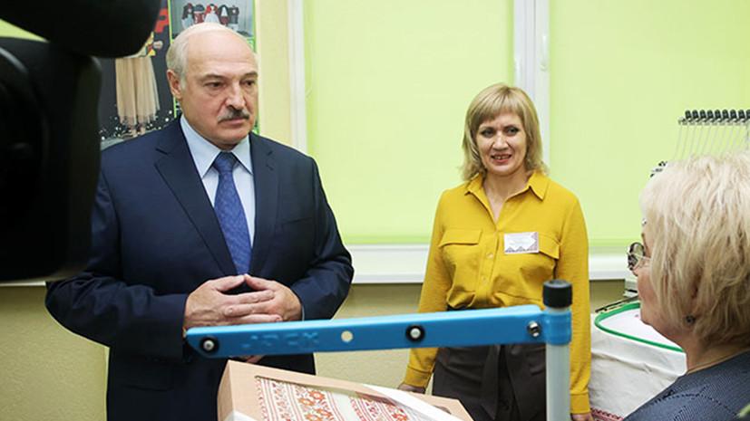 «Понимают, что не стоит задираться»: Лукашенко заявил о введении Прибалтикой санкций по указанию других стран