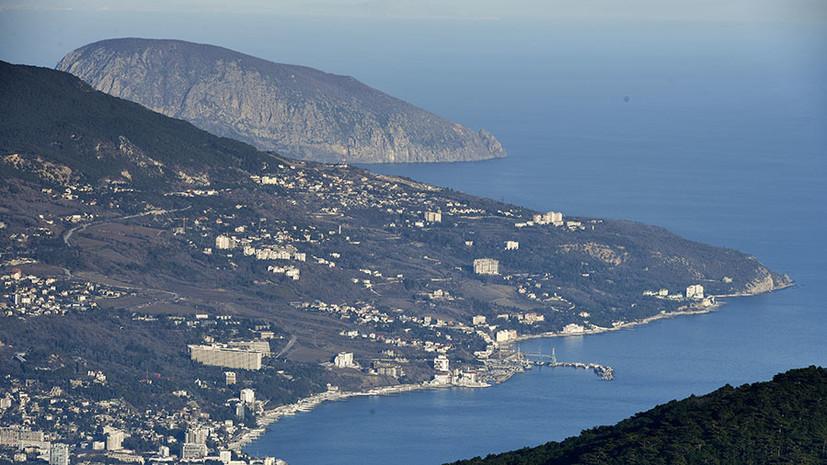 В Крыму пересохли питающие водохранилища основные реки