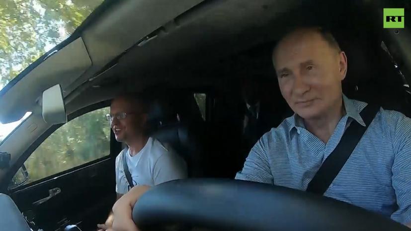 «Когда работаешь — всё получается»: ехавший с Путиным строитель «Тавриды» рассказал об особенностях дороги