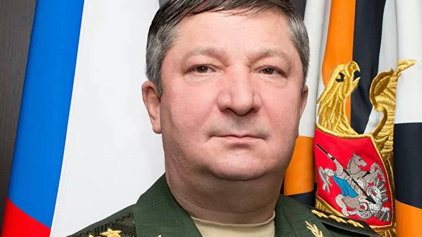 Бывшему замначальника Генштаба Арсланову предъявили новое обвинение