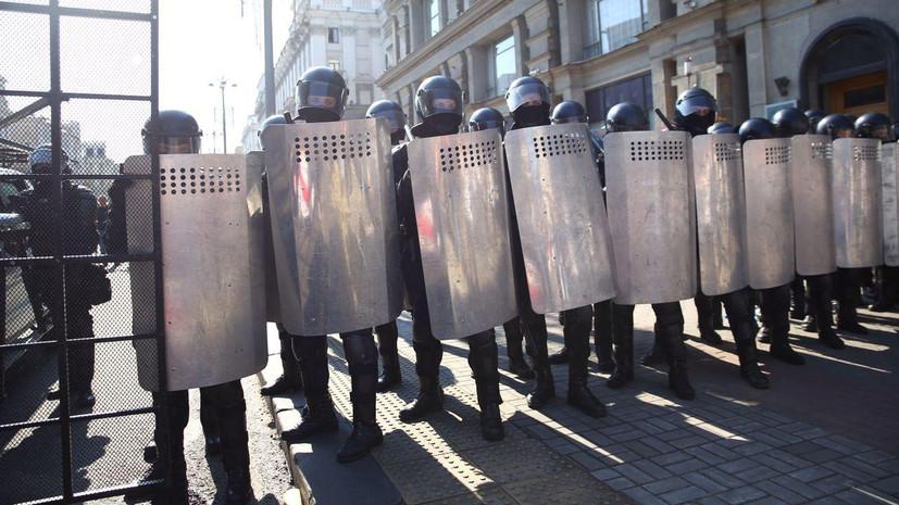 Белорусские силовики рассказали о поступающих угрозах в свой адрес