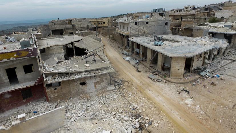 Террористы обстреляли населённые пункты в Алеппо и Латакии