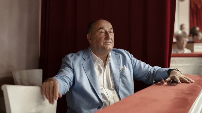 Прощание с Борисом Клюевым состоится в Малом театре