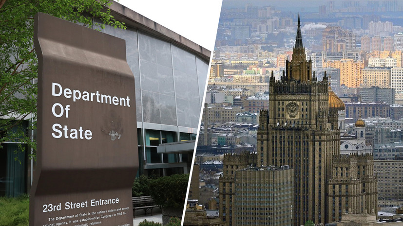 «Примитивизация внешнеполитического курса»: в МИД ответили на сообщения о возможности санкций США из-за Белоруссии
