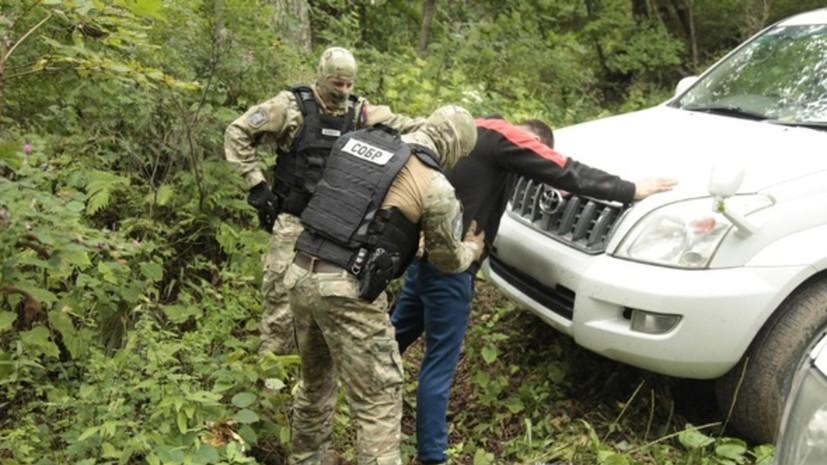 В Приморье оперативники пресекли контрабанду женьшеня