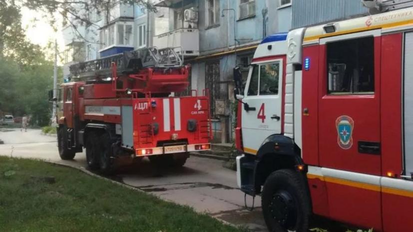 Площадь пожаров в Ростовской области выросла до 170 га