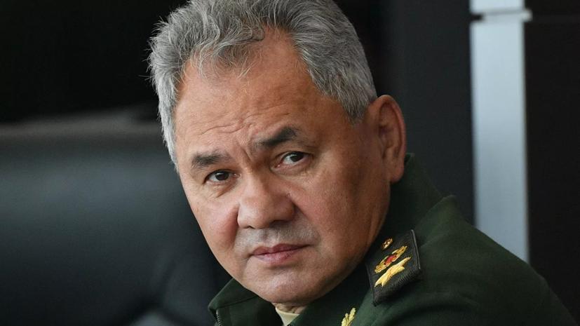 Шойгу заявил об имитации НАТО авиаударов по России