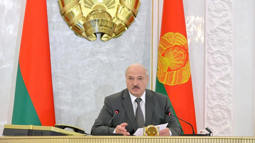 Лукашенко назначил главу Мингорисполкома вице премьером