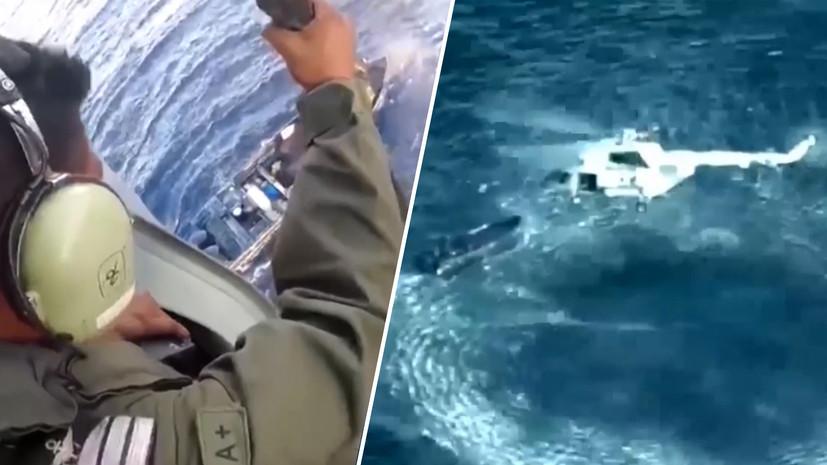 Полиция Мексики изъяла три тонны кокаина с судна в Карибском море
