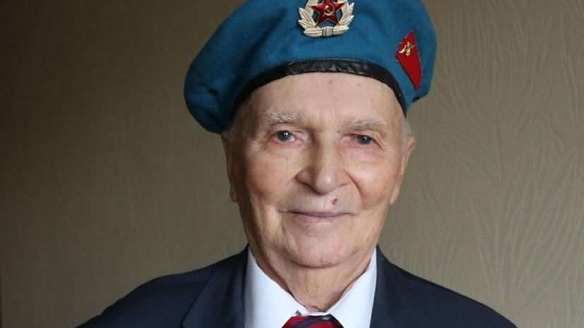 Участник Второй мировой войны рассказал о службе в американской и советской армиях